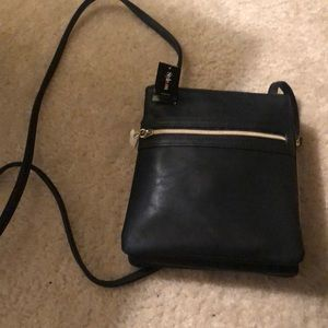 Black Macy's Style&co purse